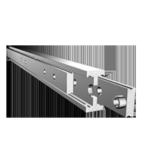 Vollauszug MX-DTP 30 - Teleskopschienen vom deutschen Hersteller Miluxor Schienen