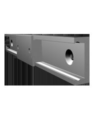 Schlitten MX-ST 40 - Teleskopschienen Schwerlast vom deutschen Hersteller Miluxor Schienen