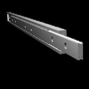 Teilauszug MX-CP 30 - Schwerlastschienen vom deutschen Hersteller Miluxor Schienen