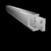 Vollauszug MX-DTP 100 - Schwerlast Teleskopschienen vom deutschen Hersteller Miluxor Schienen