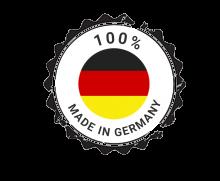 Miluxor - Teleskopschienen Schwerlast vom deutschen Hersteller - 100 % Made in Germany